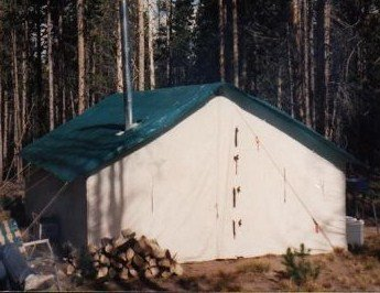 Rain Fly ... & Rain Fly For Sale - Canvas Tent Awning For Sale - Davis Tent