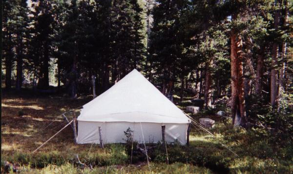 Herder Tent : canvas spike tents - memphite.com