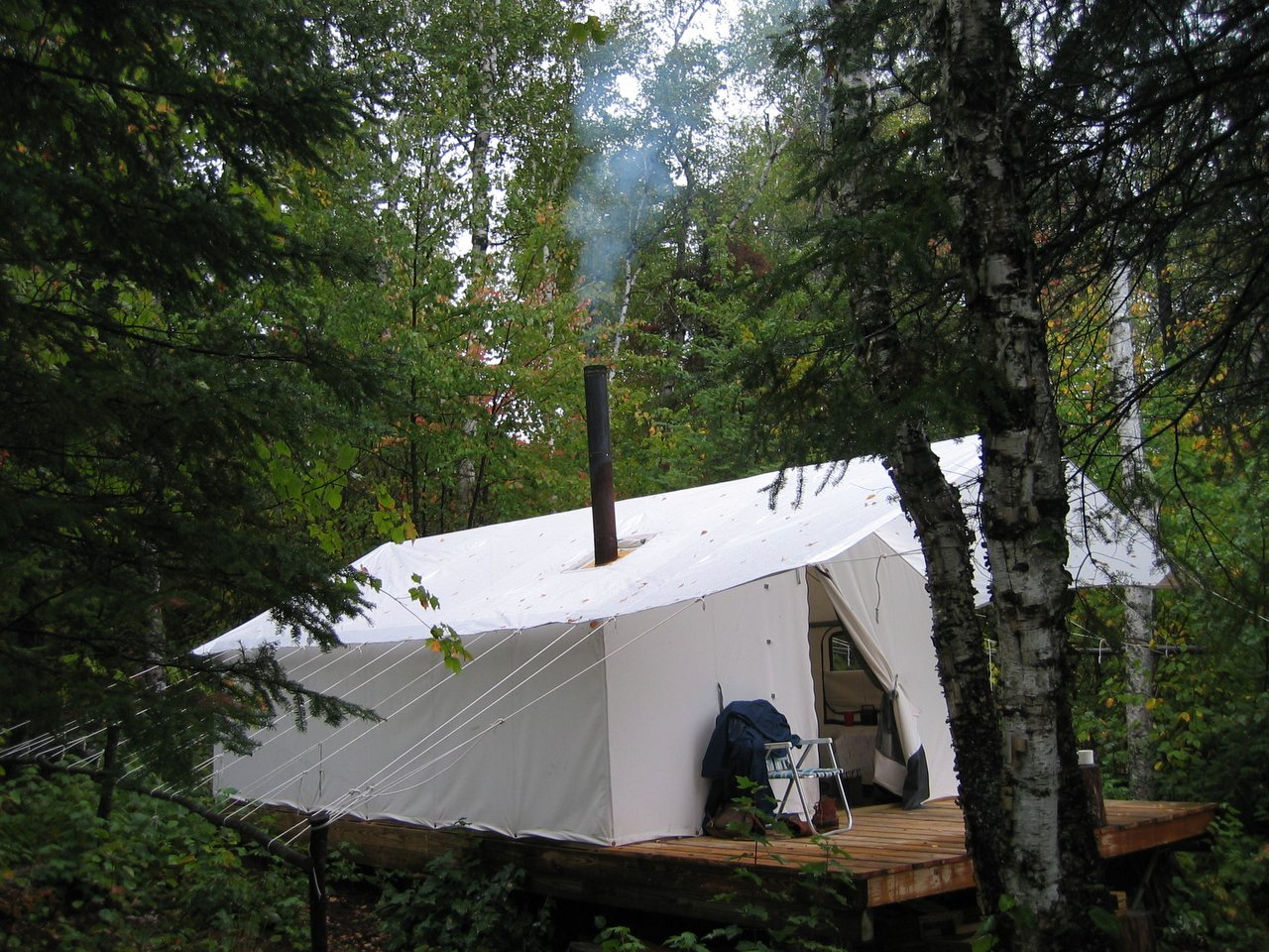 Rain Fly For Sale - Canvas Tent Awning For Sale - Davis Tent