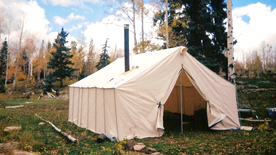 Antelope C& Tent Package & Antelope Camp Tent Package - Davis Tent