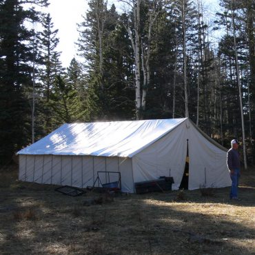 Grizzly Camp Tent Package