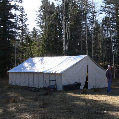 Grizzly C& Tent Package & Elk Camp Tent Package - Davis Tent