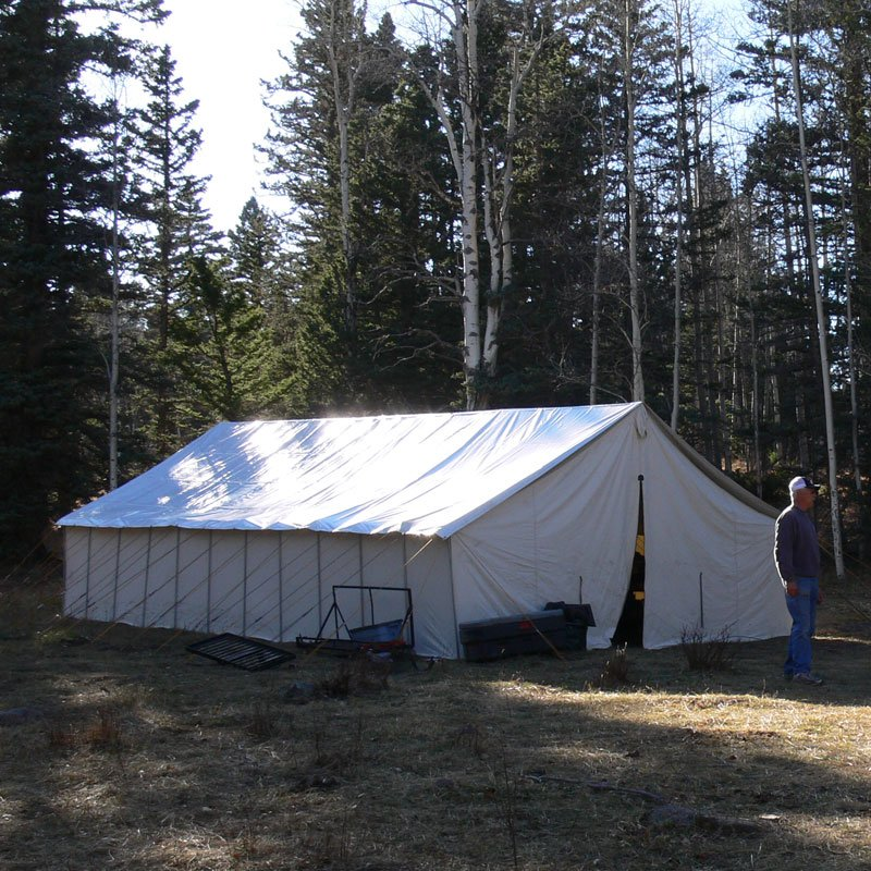 Grizzly C& Tent Package & Grizzly Camp Tent Package - Davis Tent