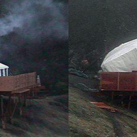 The Tent Demise: 120 MPH Winds